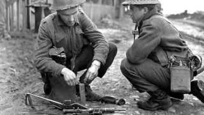 Especial Submetralhadoras da Segunda Guerra Mundial