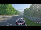 Gran Turismo Sport: Toyota TS050 Hybrid - Nordschleife hotlap with DS4