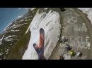 Потрясающий спуск с горы на лыжах от первого лица Candide Thovex DubStep Edition 2