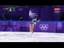 Евгения Медведева Россия Олимпиада 2018 Мировой рекорд