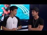 MYA en Paraguay Maxi Espíndola y Agustín Bernasconi