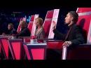 Шоу голос жюри были в шоке от его выступления