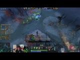 Epic Pangolier High Ground Initiation | DotA 2 Gameplay | DotA 2 Highlights