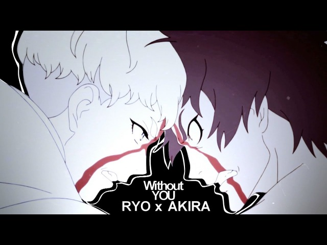 I'm no good without you Ryo x Akira {Devilman crybaby}