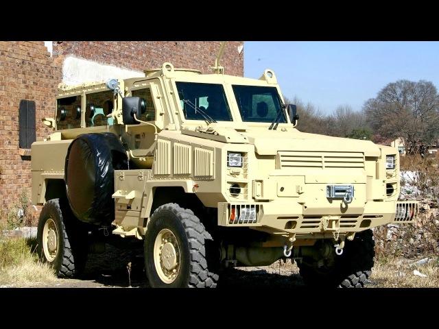 BAE RG31 Mk6 2007