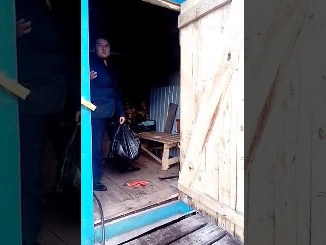 Беспредел СК старшого следователя Каримова Р. По г. Ишимбай в деревне Кинзекеево