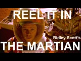 THE MARTIAN Movie Review- REEL IT IN