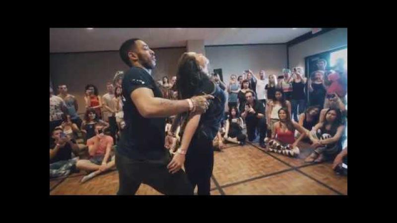 Brazilian Zouk with William Paloma Best 2017 Demo