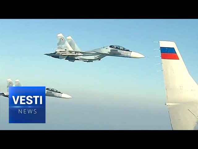EYE WITNESS ACCOUNT: Putin May Not Have Landed in Syria if It Weren't For the ASF Cover