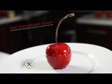 ( https://vk.com/lakomkavk) Dark Cherry Shaped Dessert – Bruno Albouze – THE REAL DEAL