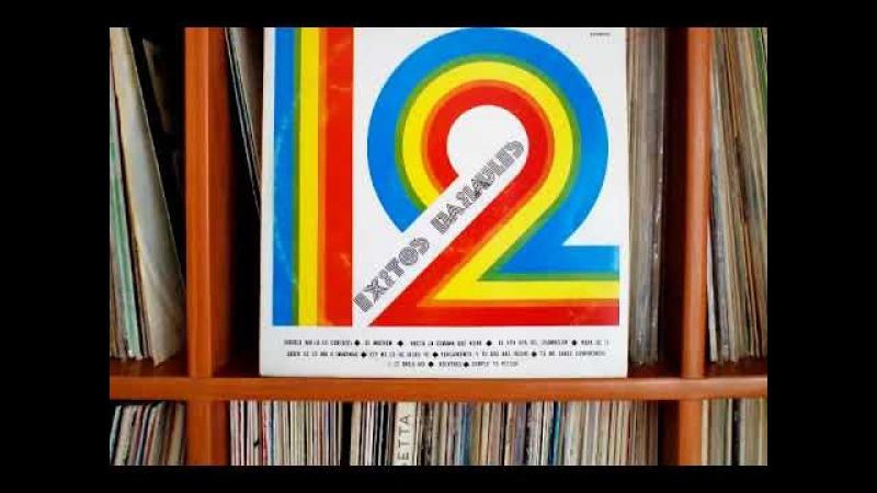 12 Exitos Bailables Areito LD 3533 full album
