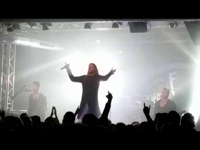 Diary of Dreams Grau im Licht Live Stuttgart Im Wizemann 25.11.2017