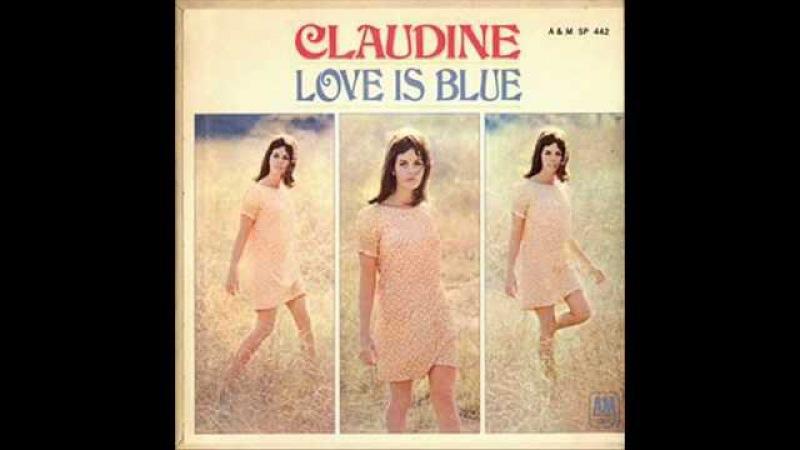 CLAUDINE LONGET - love is blue