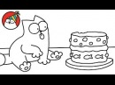 Purrthday Cake A 10th Birthday Special Simon's Cat SHORTS