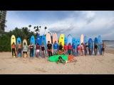 Let's surf camp, Sri-Lanka, 26.02.18-10.02.2018