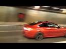 BMW M4 Sound MPE exhaust Tunnel
