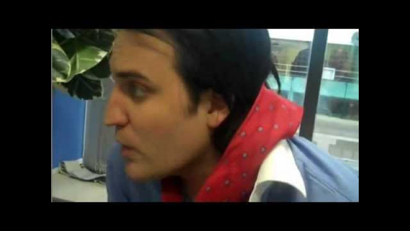 Noel Fielding on How Not to Live Your Life Series 3 Extras