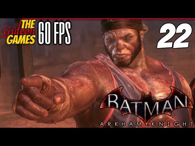 Прохождение Batman: Arkham Knight на Русском (Рыцарь Аркхема)[PС|60fps] - Часть 22 (Джокеры)