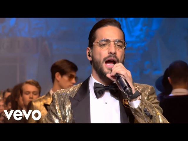 Maluma - Felices los 4 (Dolce Gabbana)