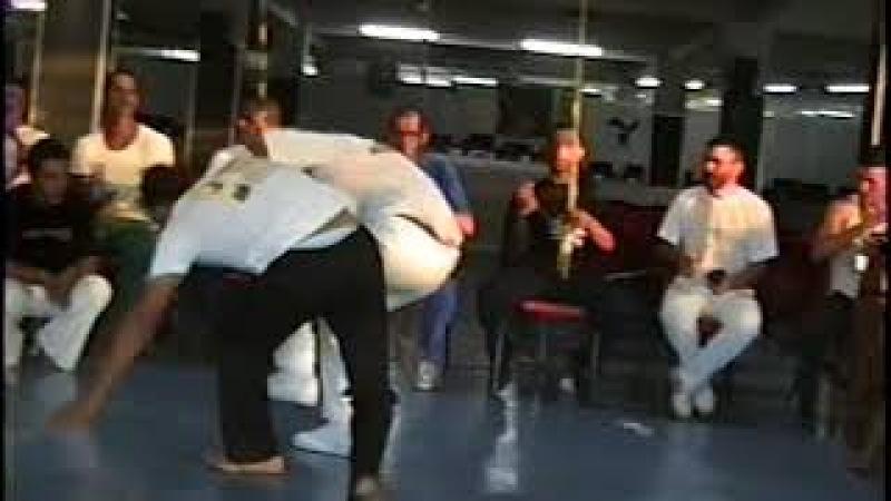Capoeira: II Convenção de Árbitros. Diadema. São Paulo - SP. Brasil. 328 MB. 28abr a 01mai01, 3C