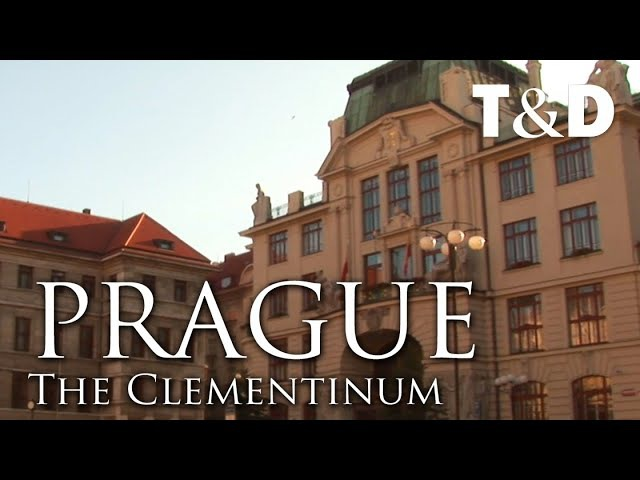 Prague Old Town City Guide: The Clementinum - Travel Discover
