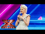 Chloe Jasmine sings Why Don't You Do Right  Arena Auditions Wk 2  The X Factor UK 2014