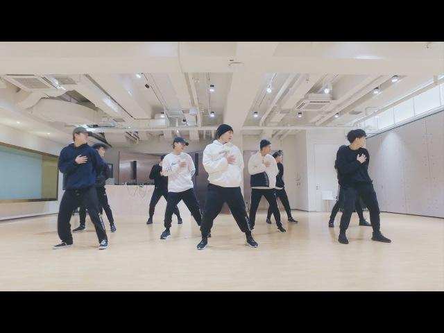 EXO-CBX - 花요일 (Dance Practice)