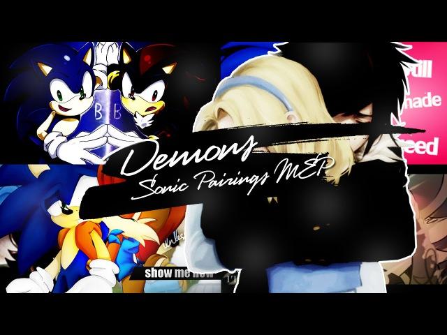 Demons Sonic Pairings MEP
