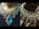 Dhubai Royal Diamond collection Big Diamond Necklace
