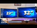 Samsung QUANTUM DOT Curved Monitor Review - 27 32 CH711 The Tech Chap