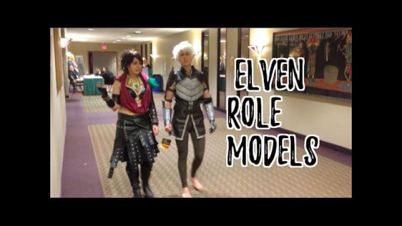 Elven Role Model- Fenris and Thranduil