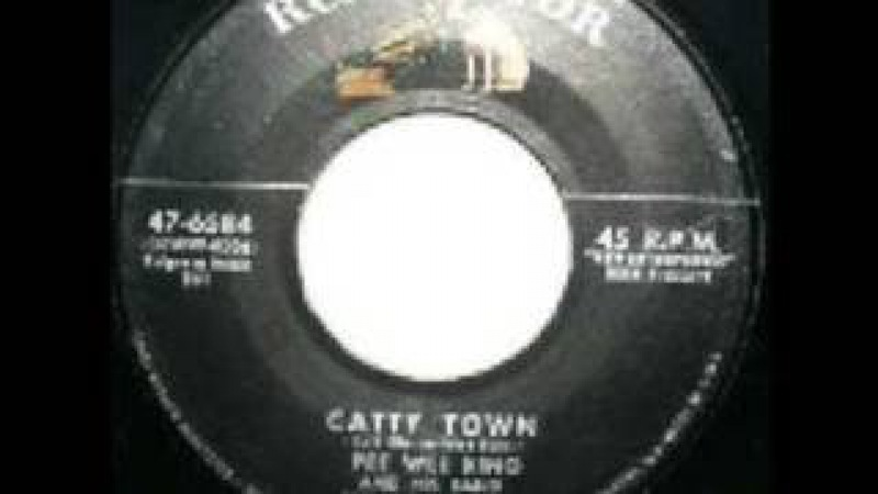 Pee Wee King (DICK GLASSER) - Catty Town