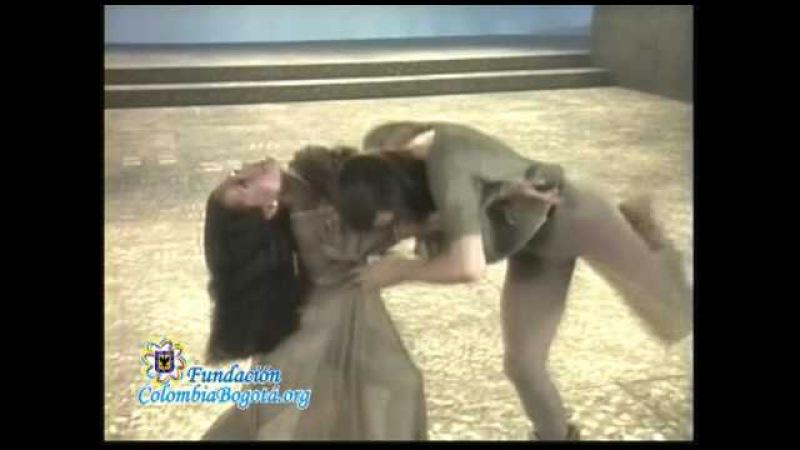 Ballet Andrea Boardman y Benoit Lachambre La escana del Balcon en Romeo y Julieta