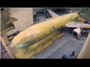 Boeing 777 Full Body Repair Project