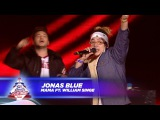 Jonas Blue - Mama FT. William Singe - (Live At Capitals Jingle Bell Ball 2017)