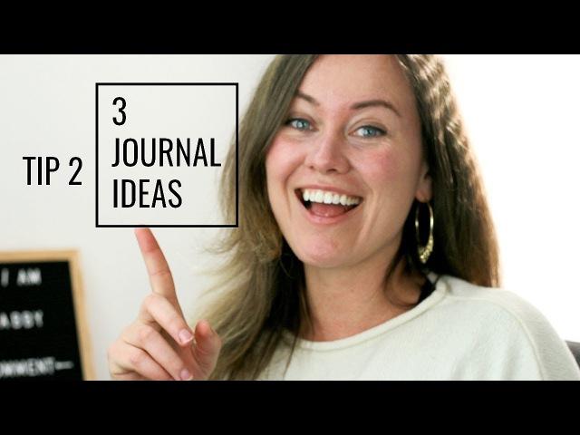 TIP 2 THREE IDEAS FOR WRITING AN ENGLISH JOURNAL ITALKI SPON
