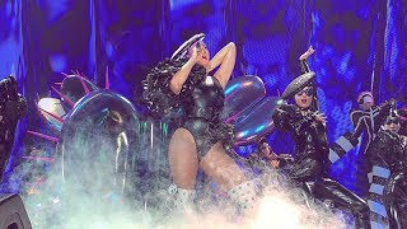 Incredible Katty Perry show in Toronto
