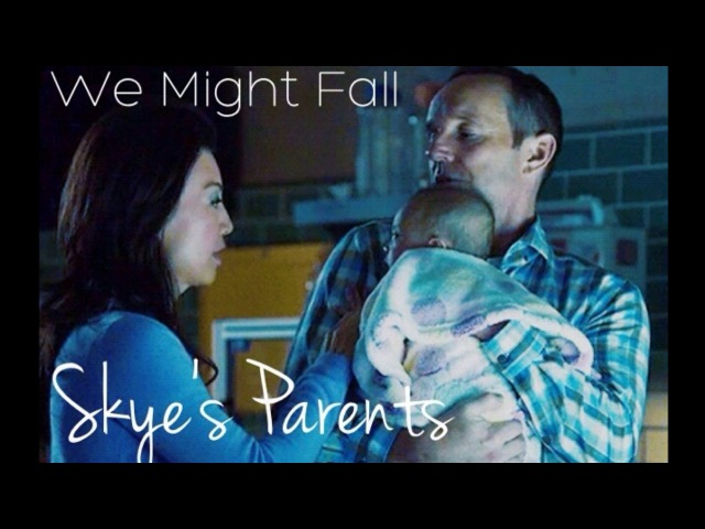 AoS | Coulson and May Skye | We Might Fall (AU)