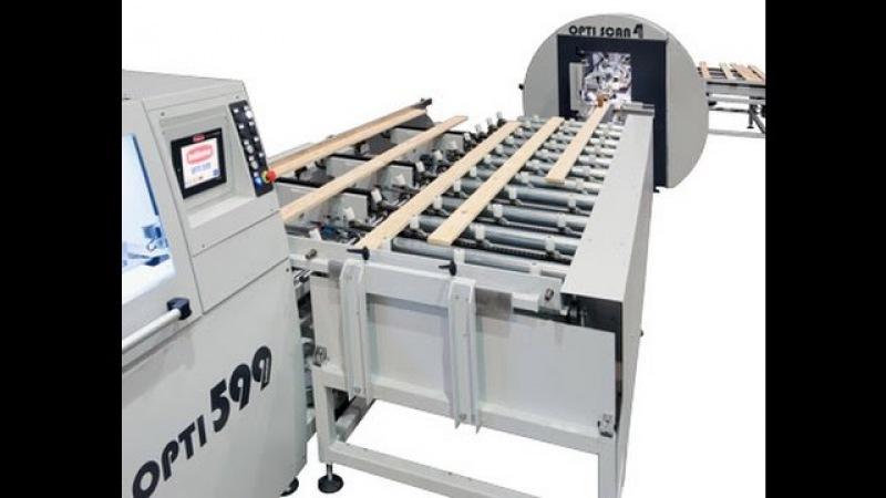 Высокопроизводительная линия оптимизации с цифровым сканером OPTI 599 – OPTI SCAN 4