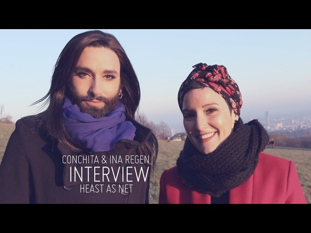Conchita Ina Regen – Interview zu HEAST AS NET