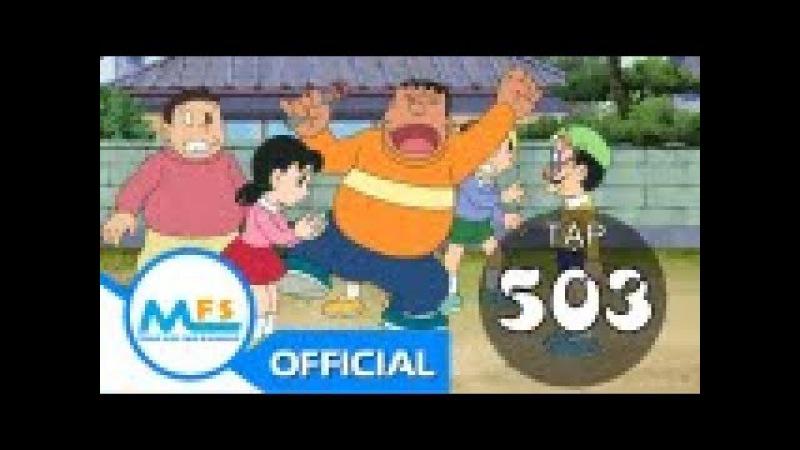 Doraemon VietSub Tập 503 Thế giới không có gương soi Thật bất ngờ Kết quả giám định niên đại bảo vật