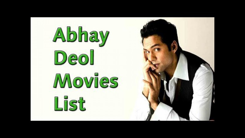 Abhay Deol Movies List - Abhay Deol All Movies