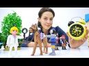 Детский сад Капуки Кануки Тетя Маша и игрушки