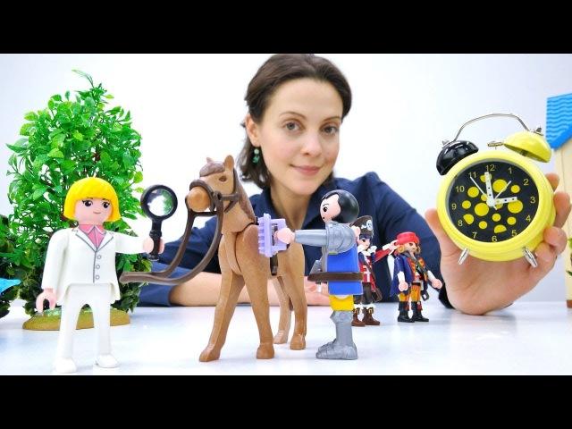 Детский сад Капуки Кануки - Тетя Маша и игрушки