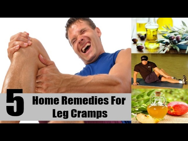 5 Home Remedies for Leg Pain.
