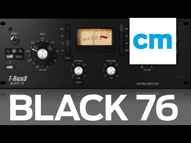 FREE VST/AU/AAX: IK Multimedia Black 76 | 1176 Compression Tutorial