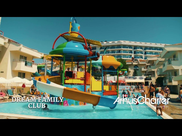 Dream Family Club m/ All Inclusive