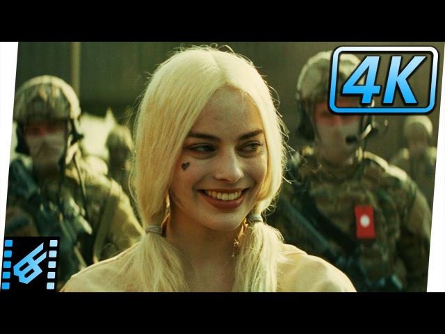 Airport Suit Up Scene | Suicide Squad (2016) Movie Clip