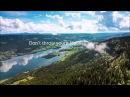 A-ha - lifelines(lyrics Norway landscapes HD)