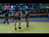 Международный турнир памяти Шевалье Нусуева 70 кг, 12. Рамонов Сослан - Богатырев ...